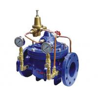 Wholesale Diaphragm Type Hydraulic Control Valves , Automatic Main Emergency Water Shut Off Valve from china suppliers
