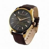 Wholesale Solar Wristwatch with High Quality and Competitive Price from china suppliers