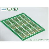 Wholesale 0.2MM Plating Edge Half Holes Heavy Copper And Immersion Hold PCB from china suppliers