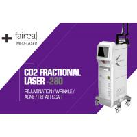 Wholesale Skin Tightening Scar Removal IPL RF CO2 Fractional Laser Machine , Safe No Side Effects from china suppliers