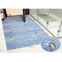 Wholesale Colorful Plastic Waterproof Pad Anti Skid Bathroom Mats Support Custom from china suppliers