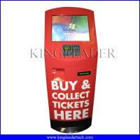 Wholesale Payment self serve kiosk with POS PINPAD and 80mm thermal printer from china suppliers