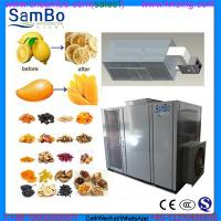 Wholesale SUS304 factory price industrial fruit vegetable meat fish herbs flowers dryer heat pump drying machine dehydrator from china suppliers
