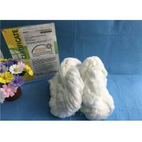 Wholesale 40/2 50/3 Semi Dull 100% TFO Spun Polyester Hank Yarn for Sewing Thread from china suppliers
