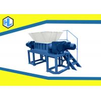 Wholesale Low Speed Solid Waste Management Shredder Machine , Garbage Destroyer Machine from china suppliers