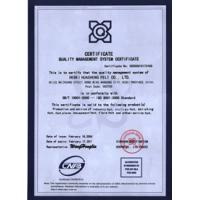 XINGTAI KAIRUI FELT CO., LTD. Certifications