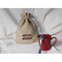 Wholesale blue mountain baked coffee beans woven  bag from china suppliers