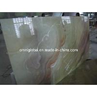 Wholesale Red Dragon Onyx Marble Glass Composite Panel from china suppliers
