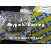 Wholesale SNR Brand 3206 B Double Row Angular Contact Ball Bearing Black Cage / Brown Cage from china suppliers