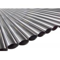 Wholesale 304 Stainless Steel Round Pipe , Stainless Steel Seamless Pipe from china suppliers