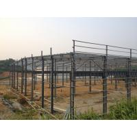 Wholesale Prefabricated Steel Structure Warehouse , Light Gauge Industrial Steel Structures from china suppliers