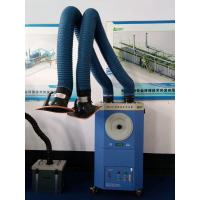 Buy cheap High quality mobile welding smoke collector with single arm or double arms with factory price from wholesalers
