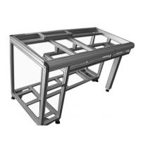 Wholesale Shelves accessories t - slot table Industrial Aluminum Profiles with 20*20 anodized aluminum profiles from china suppliers
