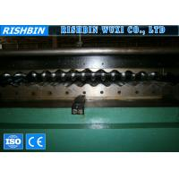 Wholesale GCr 15 Steel Corrugation Panel Cold Rolling Forming Machine with Gearbox Drive from china suppliers