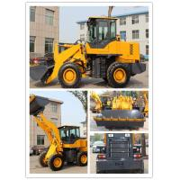 Wholesale 2.5 ton small wheel loader  with good quality torque converter from china suppliers