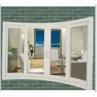 Buy cheap Europe Style Standing Curved arc Window from wholesalers