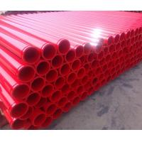 Wholesale 3m concrete placement hose with SK / FM / ZX / HD Flange for Schwing / PM / Zoomlion / Sany from china suppliers