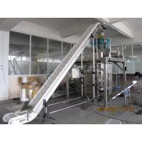 Wholesale Stainless Steel Nuts Crispy Automatic Packaging Machine with Feeding Elevator from china suppliers