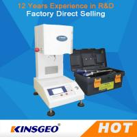 Wholesale KJ-3092 Melt Flow Index Measurement , Electronic Plastic Testing Instrument from china suppliers