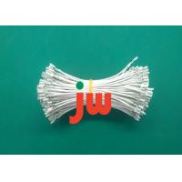 Wholesale White Color 24 AWG Electrical Wiring Harness , AMP Connectors Cable Wire Harnesses from china suppliers