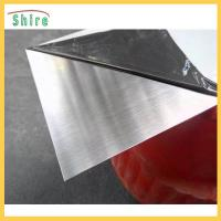 Wholesale Low Adhesive Self Adhesive Protective Plastic Film For Smooth Stainless Surface from china suppliers