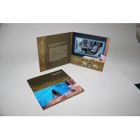 Wholesale 4G memory Advertising Video Brochure Card with built - in speker , 10.1inch from china suppliers
