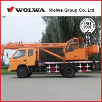 Wholesale Wolwa GNQY-3500 8T crane from china suppliers