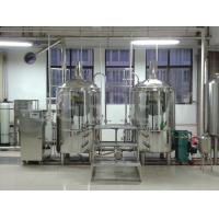 Wholesale 500L micro beer making machinery equipment from china suppliers