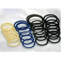 Wholesale Yellow Blue Hydraulic Cylinder Rod Seals Excavator Hydraulic Cylinder Seal Kits from china suppliers