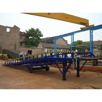 Wholesale 1000KG hydraulic yard ramp with 12ton Rated Loading Capacity from china suppliers