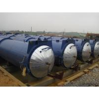 Wholesale 2.5mX31m autoclaved aerated concrete (aac) block,Automatic Concrete Autoclave from china suppliers