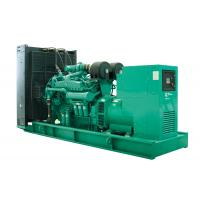 Wholesale Electric Start Cummins Industrial Generators 706kva 565kw With Cummins Diesel Engines from china suppliers
