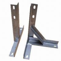Quality 12-inch T&K Brackets, Made of Galvanized Steel, Available in Different Sizes for sale