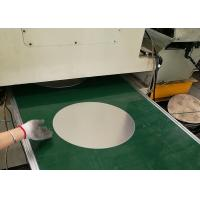 Wholesale Kitchenware Alloy 1050 Food Grade Aluminium Discs Circles With Grinding Smooth Edge from china suppliers