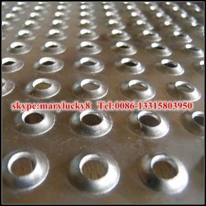 Wholesale Mild steel perforated metal china supplier/Perforated steel sheet from china suppliers