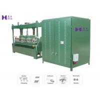 Wholesale Two Lines Continue Curtain Plastic Welding Machine With Tooling Positioning Fixture from china suppliers