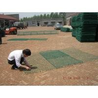 Wholesale Green PVC-coated Gabion Mats|River Gabion Mattress|Reno Mattress from china suppliers