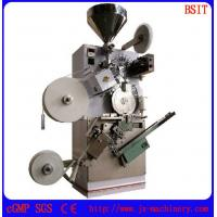 Wholesale single chamber Tea bag packing machine Model CCFD6(DXDC8)for CTC black tea or green tea or hearb granulte from china suppliers