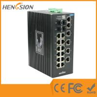 Wholesale Unmanaged EIB28-18E-4G Industrial Ethernet Switches 1000Base-X SFP Port from china suppliers