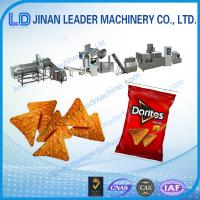 Wholesale Doritos Production Line puffed snacks food extrusion machine from china suppliers