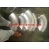 Buy cheap ASTM A815 UNS31803 GR2205 Duplex Stainless Steel Welded Elbow 90deg LR DN600 SCH40S from wholesalers