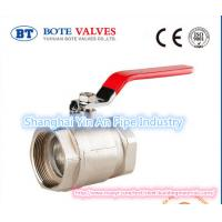 "Wholesale BT1001 Air Pressure Relief Valve Brass ball valve PN30 1/4""-4"" from china suppliers"