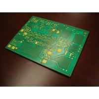 Wholesale Immersion Gold 1 to 4 Layers High Thermal Conductivity Aluminum Based PCB Fabrication from china suppliers