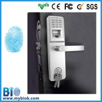 Wholesale Keypad Biometric Fingerprint Door Lock Bio-LA801 from china suppliers