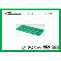 Wholesale CEM-1 Material Single Sided PCB Panel  No X-out Allowed Lead free HASL PCB from china suppliers