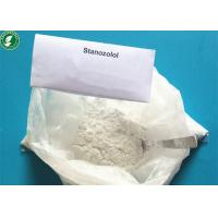 Wholesale Effective Oral Winstrol Anabolic Steroid Stanozolol Powder CAS 10418-03-8 from china suppliers