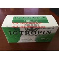 Wholesale Igtropin Human Growth Hormone  100mcg/vial,1000mcg/kit from china suppliers