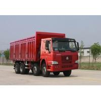 Wholesale white color Dumper truck Drive Model 8X4 howo for Construction Transport from china suppliers