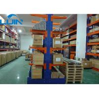 Quality Powder Coating Cantilever Racking Systems For Long Material Speedy Towing Picking for sale