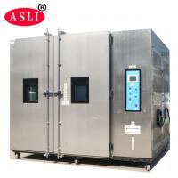 Buy cheap Customized Large Industrial High Temperature Aging Test Room from wholesalers